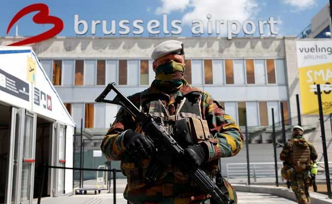 Two Alleged Terrorists Admit Being At Brussels Airport During Attack: Official