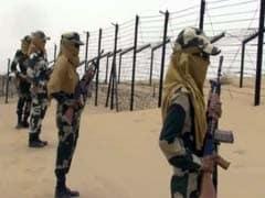 जम्मू-कश्मीर : BSF ने सीमा पर एक पाक घुसपैठिया को मार गिराया, एक को पकड़ा