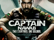 First Look: Emraan Hashmi Looks Fierce as Army Officer <i>Captain Nawab</i>