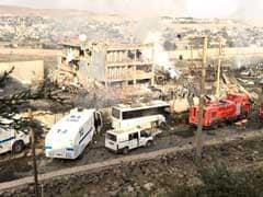 Turkey Prime Minister Binali Yildirim Vows Retaliation After 'Vile' Cizre Attack