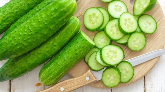Stop! Cucumber Skin Is Super Nutritious, Don't Peel It