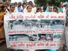 50 Congress Legislators Suspended In Gujarat After Protesting Dalit Attacks
