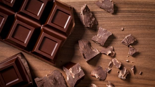 Top 6 Health Benefits of Dark Chocolate