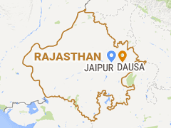6 Injured In Gas Cylinder Explosion In Dausa Of Rajasthan