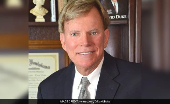 In Robocall, Ex-Ku Klux Klan Leader David Duke Urges Vote For Donald Trump