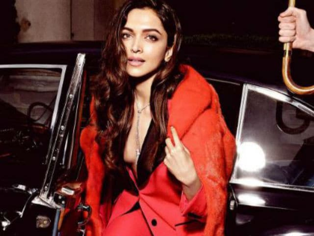 Deepika Padukone Is World's 10th Best Paid Actress