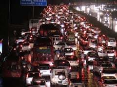 Delhi Crawled After Heavy Rain. VVIP John Kerry Got Stuck Too