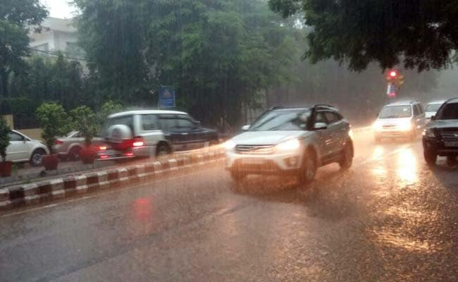 11 Flights Diverted From Delhi Airport After Rain Hits City
