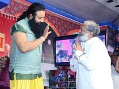 Olympics Love From Haryana's Anil Vij Sees 50 Lakhs For Dera Sacha Sauda