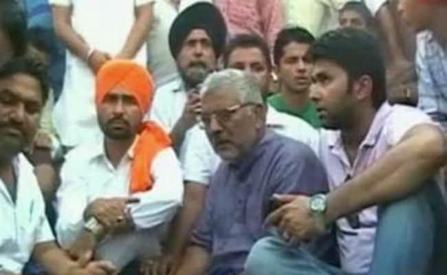 Suspended AAP Lawmaker Floats Political Platform In Punjab