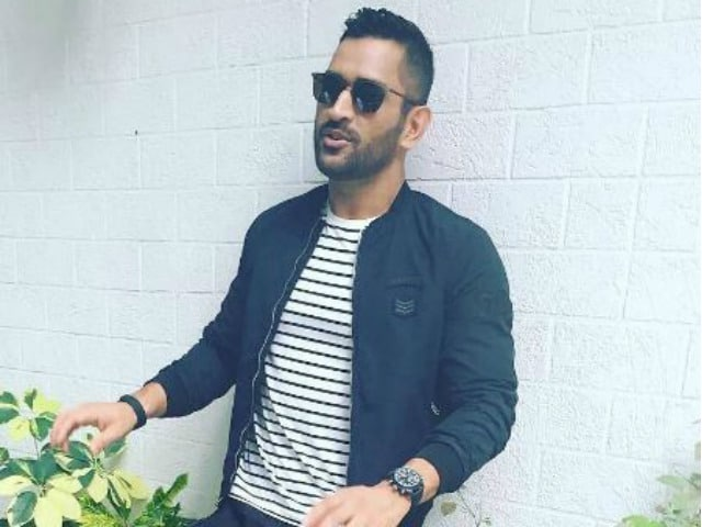 MS Dhoni Explains Why the Trailer of Biopic Was Released in Jalandhar