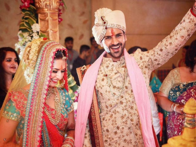 Divyanka Tripathi's Been Married a Month But She's Still Getting Gifts