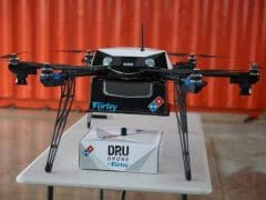 This Country Will Be The First in The World to Have Pizzas Delivered by Drones