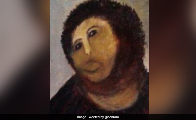 Spanish Woman, Who Botched Christ Fresco Restoration, Now Inspires Opera