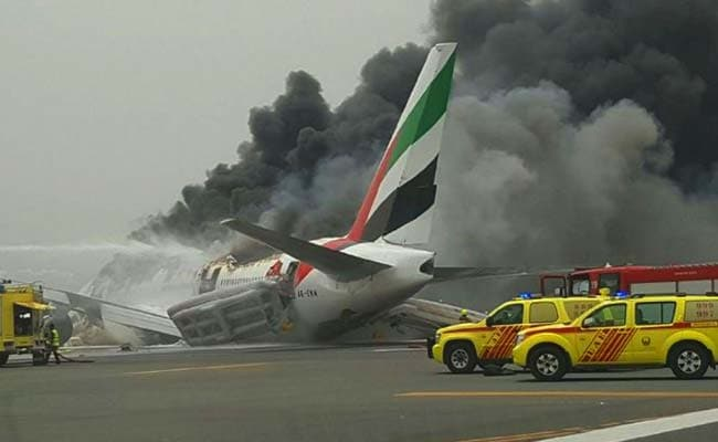plane fire on runway with Exclusive Emirates Pilots List The Seconds Before Dubai Crash Landing 1443021 on Fearless Student Pilot Lands Safely After Engine Failure as well Skiathos Airport Tourist Parks Car Behind Jet Takeoff Blast Instantly Regrets It Boot Door also 8427628 also Air India Express Flight 812 additionally Westjet Plane From Toronto Slides Off Runway In Montreal No Injuries Reported 1.