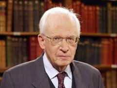 Controversial German Historian Ernst Nolte Dies At 93