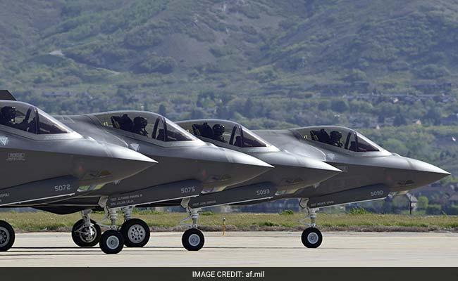 अमेरिकी वायुसेना की घोषणा, युद्ध अभियानों के लिए तैयार है एफ-35 लड़ाकू विमान
