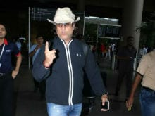 Fardeen Khan Doesn't Look Too Happy to be Photographed, Does He?