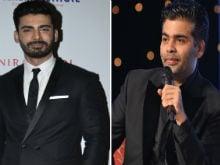 Here's What Karan Johar Has to Say on Fawad in <i>Ae Dil Hai Mushkil</i>