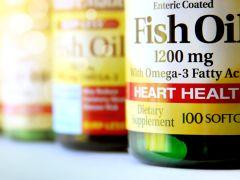 Omega-3 Fatty Acids May Aid Heart Attack Healing