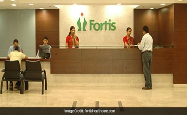 fortis healthcare 650 400