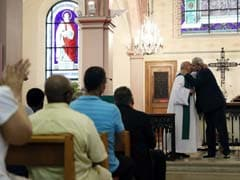 Muslims Pray With Catholics Over Priest's 'Barbaric' Murder