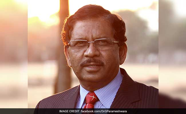 Karnataka Congress Leaders May Visit Delhi Over Portfolios: Parameshwara