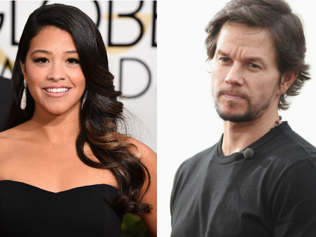 Gina Rodriguez Feels Empowered by Mark Wahlberg