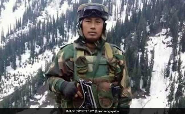 Ashok Chakra For Havildar Hangpan Dada Who Died Fighting Terrorists At LoC