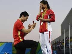 रियो ओलिम्पिक 2016 : चीन की डाइवर को ओलिम्पिक मेडल से भी बड़ा इनाम मिला पोडियम से उतरते ही...