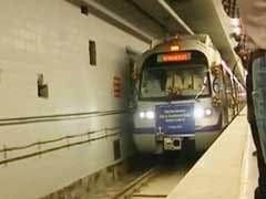 दिल्ली : यात्रियों ने की दुर्गंध की शिकायत, मेट्रो रोकनी पड़ी