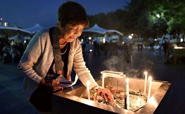 हिरोशिमा ने परमाणु हमले की 72वीं बरसी मनाई