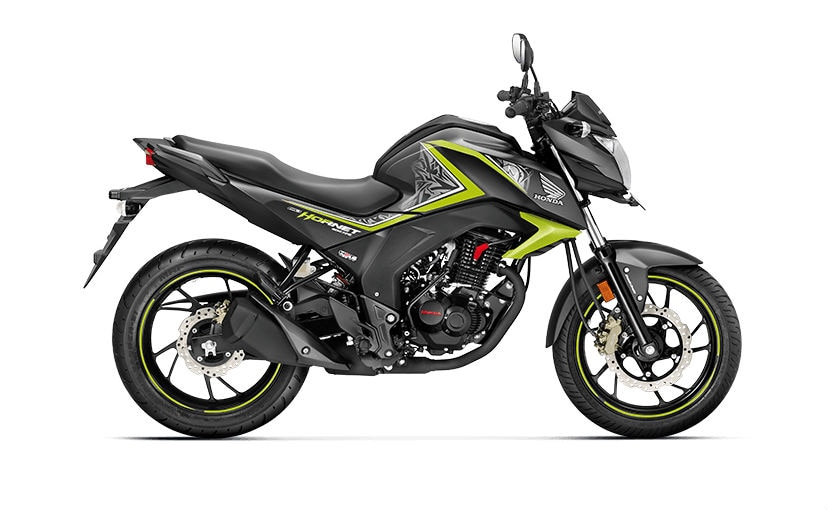 Honda CB Hornet 160R Special Edition Launched At ₹ 81,413
