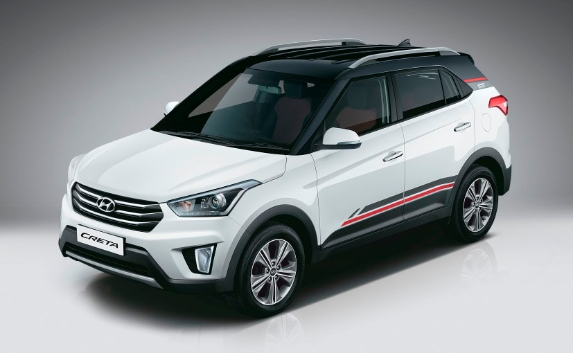 Hyundai Creta Gets Three New Variants For Its First