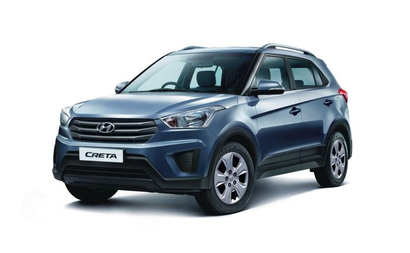 Hyundai Creta Gets Three New Variants For Its First