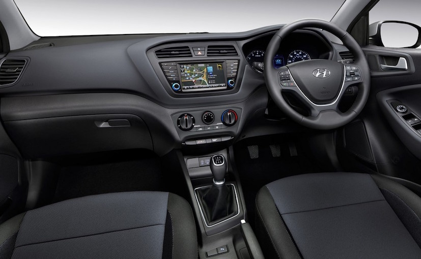 Hyundai i20 turbo edition with 1 0 litre engine launched - Hyundai i20 interior ...