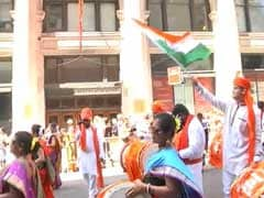 Indian Independence Day Celebrated In New York