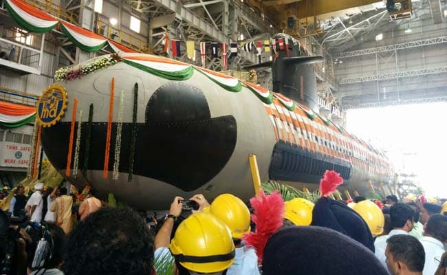 First Of India's Deadliest Submarine, INS Kalvari, To Join Navy In December