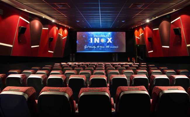 Inox Leisure Surges 15% On Report Of Amazon Buying Stake In Company