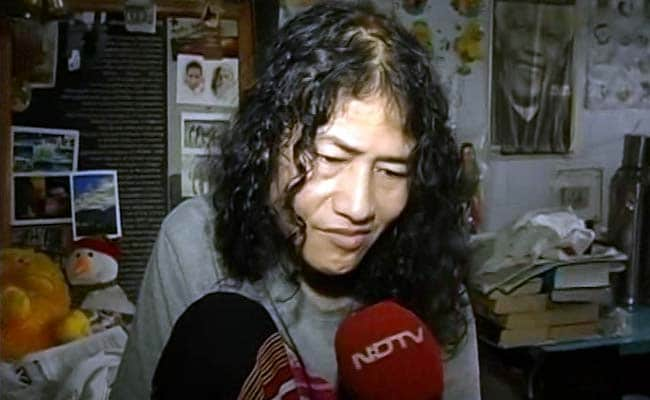 Irom Sharmila Says No Plans For Manipur Assembly Elections
