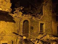 Italian Town Of Amatrice Badly Hit By Earthquake, People Under Rubble: Mayor