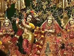 Janamashtami Celebrations To Be 8 Day Extravaganza In Mathura