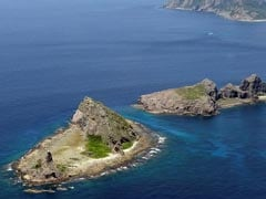 Japan Protests After China Coastguard, Fishing Vessels Sail Near Disputed Islets