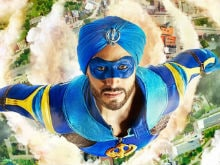 Today's Big Release: <I>A Flying Jatt</i>