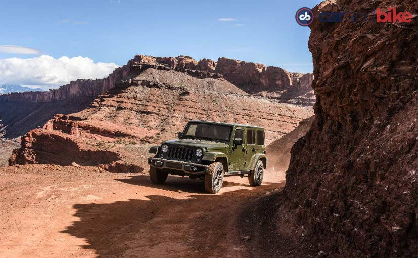 Jeep Wrangler Has Carved Out a Niche of Itself