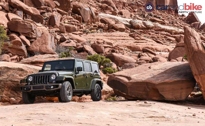 Jeep Wrangler Unlimited's Off-Roading Capabilities