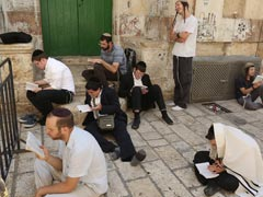 Jews Expelled From Jerusalem Site On Mourning Day