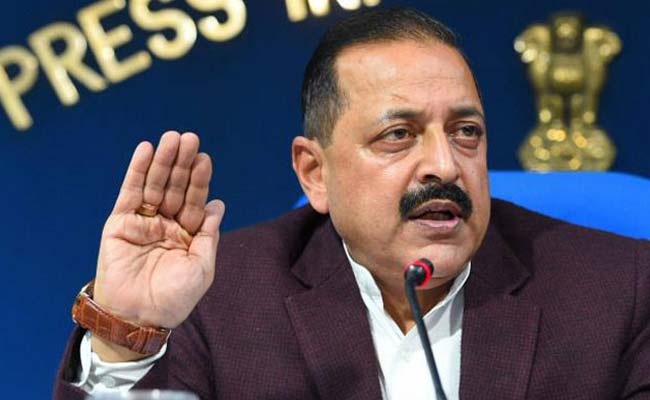 Shortage Of Nearly 1,500 IAS Officers In Country: Union Minister Jitendra Singh