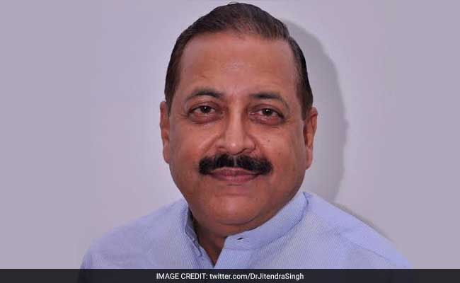 Government Transformed Northeast After Decades Of Neglect, Says Jitendra Singh