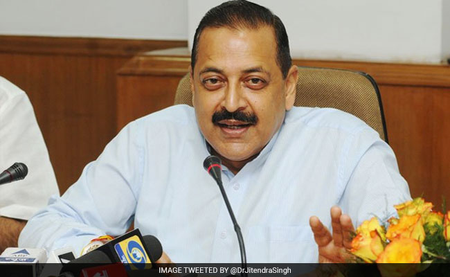 GST To Be Implemented In Jammu And Kashmir In 3-4 Days: Jitendra Singh